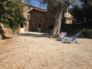 profitez d'un moment de détente au Mas Picagnol (66400 OMS - Pyrénées Orientales)