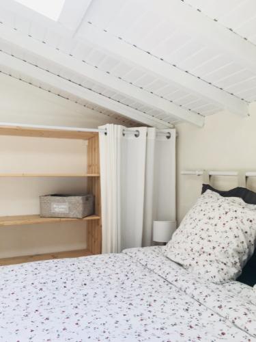 chambre cocoon 2 personnes (gîte Pyrénées Orientales)