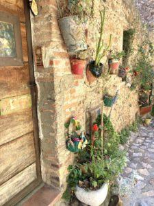 Village médiéval de Castelnou