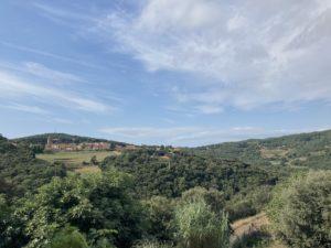 Oms, village des Pyrénées orientales